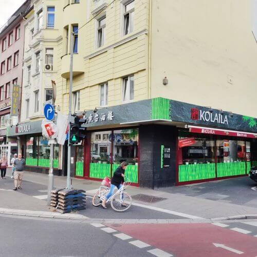 德國波昂Bonn必吃-釣魚台酒樓 Kolaila