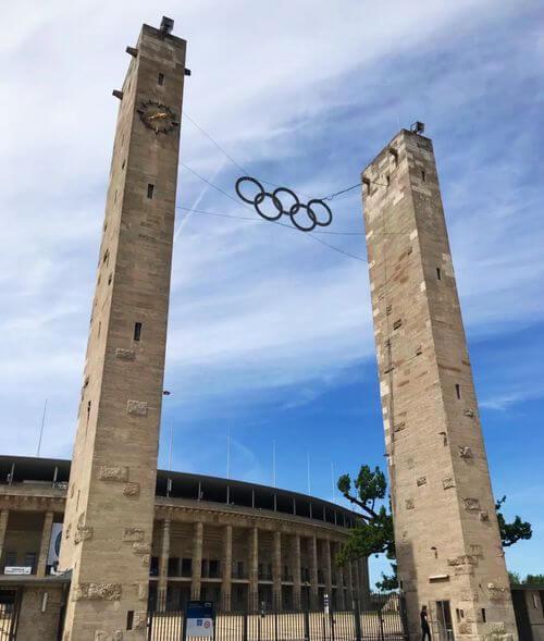 柏林必玩-Berlin Olympiastadion 柏林奧林匹克體育場