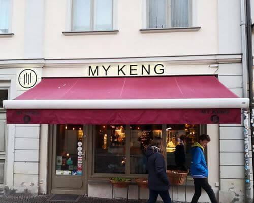 德國波茨坦必吃-My Keng