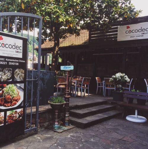 德國海德堡Heidelberg必吃-Cocodec