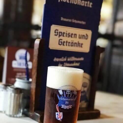 德國杜塞道夫必吃-Brauerei Schumacher