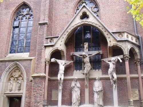 德國杜塞道夫必玩-Basilika St. Lambertus