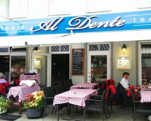 """德國波茨坦必吃-Ristorante & Trattoria """"Al Dente"""""""