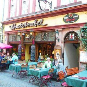 德國海德堡Heidelberg必吃-Hackteufel Heidelberg