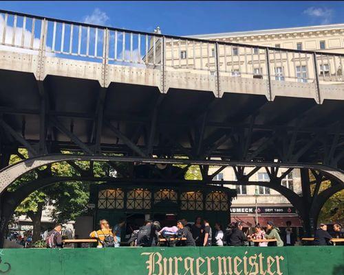 德國柏林必吃-Burgermeister Schlesisches Tor