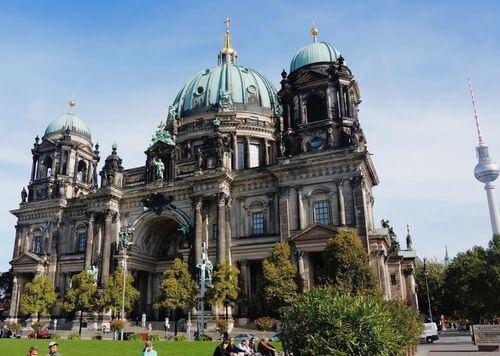 柏林必玩-Berliner Dom 柏林大教堂