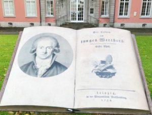 德國杜塞道夫必玩-Goethe-Museum Düsseldorf 歌德博物館