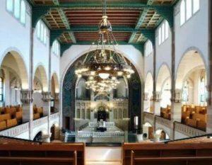 柏林必玩-Synagoge Rykestraße 里克大街猶太會堂