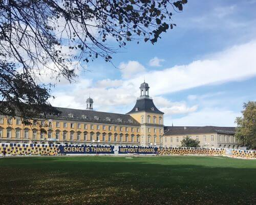 德國波昂Bonn必玩-Rheinische Friedrich-Wilhelms-Universität Bonn 波昂大學