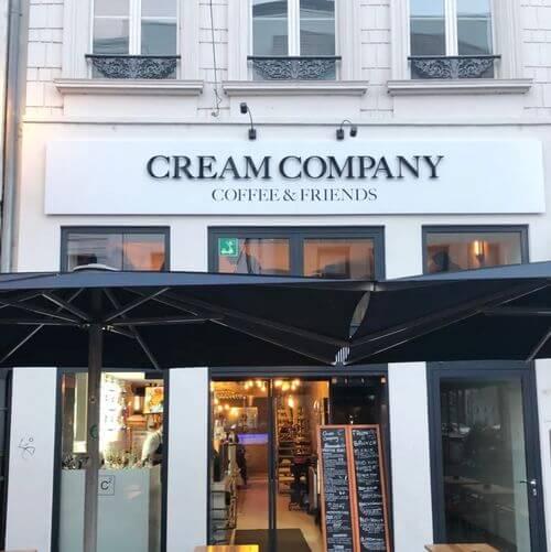 德國波昂Bonn必吃-Cream Company Coffee & Friends
