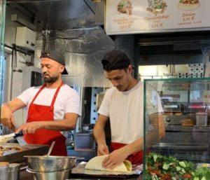 德國柏林必吃-Mustafa's Gemüse Kebap