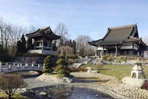 德國杜塞道夫必玩-EKŌ-Haus der Japanischen Kultur e.V. 惠光寺
