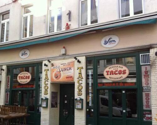 德國波昂Bonn必吃-Tacos Bonn