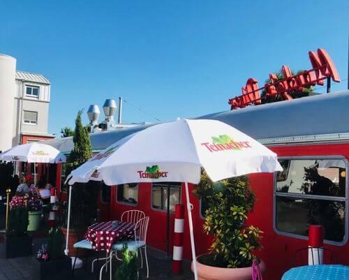 德國海德堡Heidelberg必吃-Mandy's Railway Diner