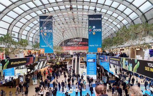 德國杜塞道夫必玩-Messe Düsseldorf GmbH 杜塞道夫展覽中心