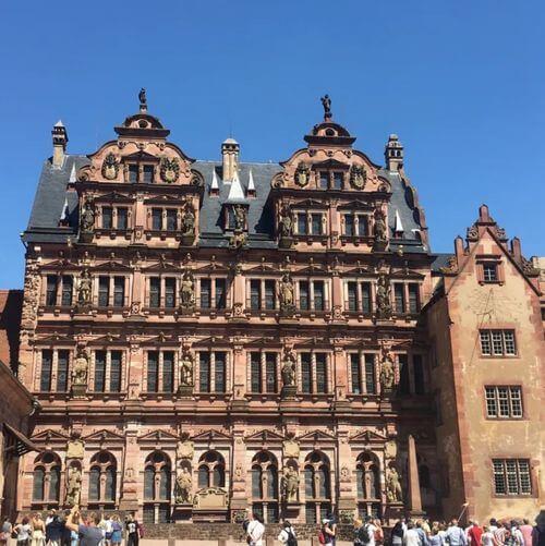 德國海德堡Heidelberg必玩-Schloss Heidelberg 海德堡城堡