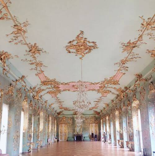 柏林必玩-Schloss Charlottenburg 夏洛滕堡宮