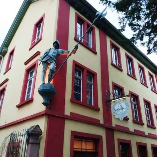 德國海德堡Heidelberg必吃-Kulturbrauerei Heidelberg