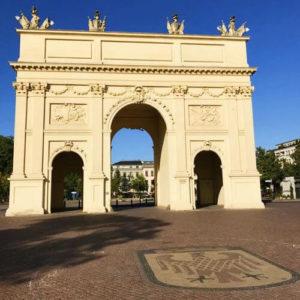 波茨坦必玩-Brandenburger Tor (Potsdam) 布蘭登堡門