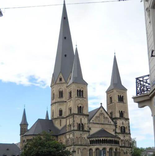 德國波昂Bonn必玩-Bonner Münster 波昂明斯特大教堂