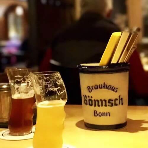 德國波昂Bonn必吃-Brauhaus Bönnsch