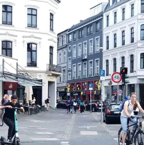 德國波昂Bonn必吃-HARIBO Store - 小熊軟糖之家