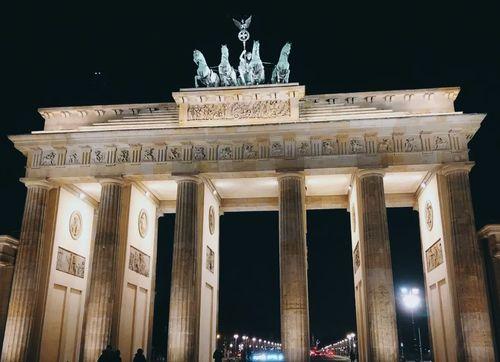 柏林必玩-Brandenburger Tor 布蘭登堡門