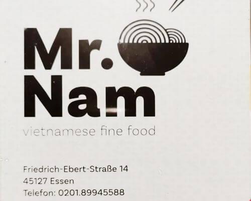 德國埃森必吃-Mr. Nam 68