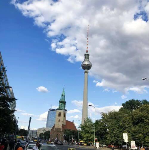 柏林必玩-Berliner Fernsehturm 柏林電視塔