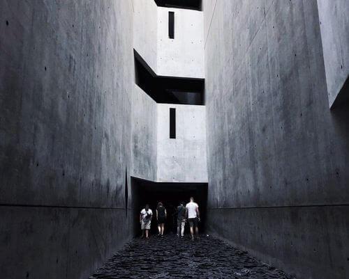 柏林必玩-Jüdisches Museum Berlin 柏林猶太博物館