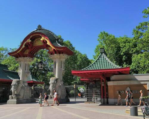柏林必玩-Zoologischer Garten Berlin 柏林動物園