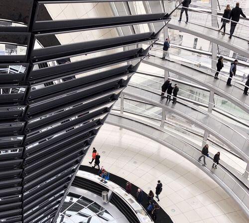 柏林必玩-Reichstagsgebäude 德國國會大廈