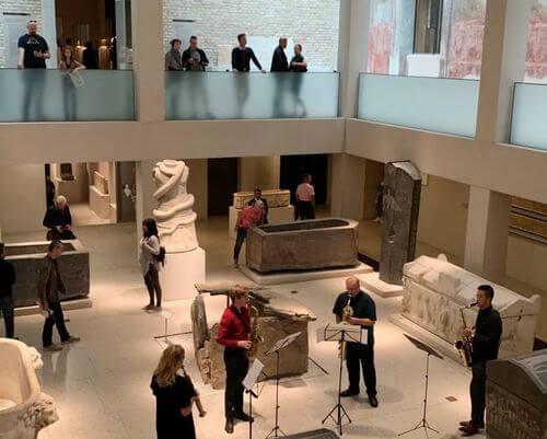 柏林必玩-Neues Museum 新博物館