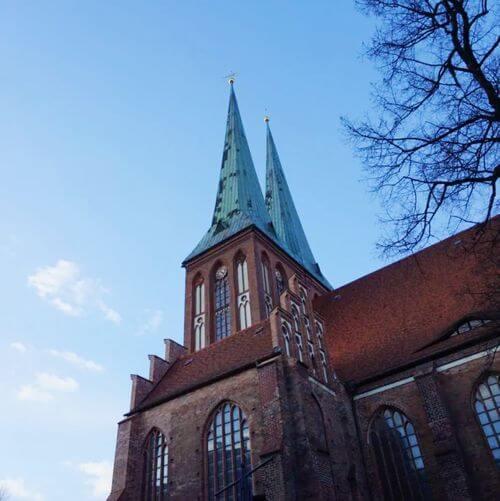 柏林必玩-Museum Nikolaikirche 尼古拉教堂