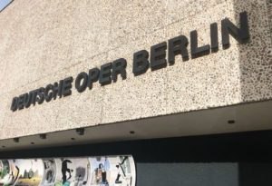 柏林必玩-Deutsche Oper Berlin 德意志歌劇院