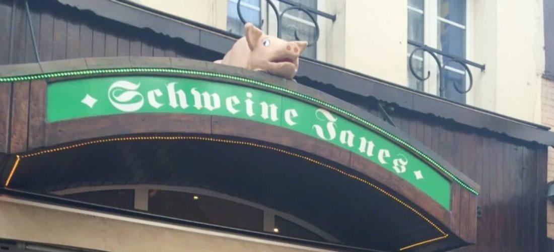 德國杜塞道夫必吃-Schweine Janes