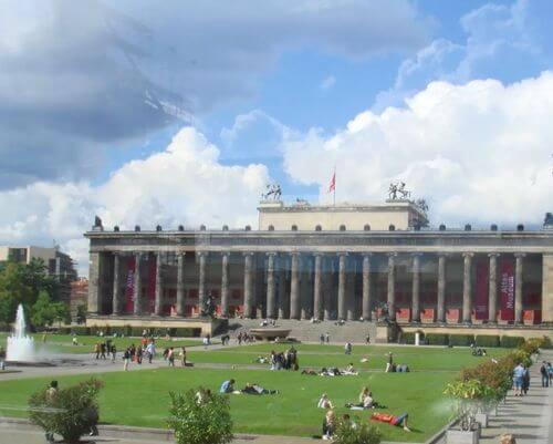 柏林必玩-Altes Museum 舊博物館
