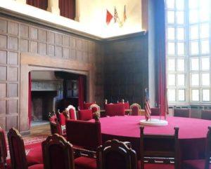 波茨坦必玩-Museum Schloss Cecilienhof 塞琪琳霍夫宮 = 塞西琳霍夫宮