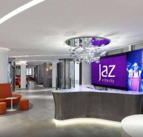 小資精選網紅飯店-斯圖加特加茲飯店 - Jaz Stuttgart