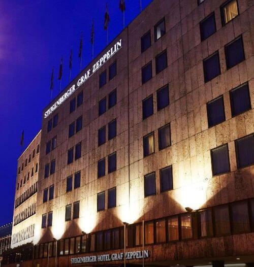 小資精選網紅飯店-斯圖加特斯泰根斯貝格格拉夫齊柏林飯店 - Steigenberger Graf Zeppelin