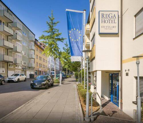 小資精選網紅飯店-斯圖加特Novum雷加飯店 - Novum Hotel Rega