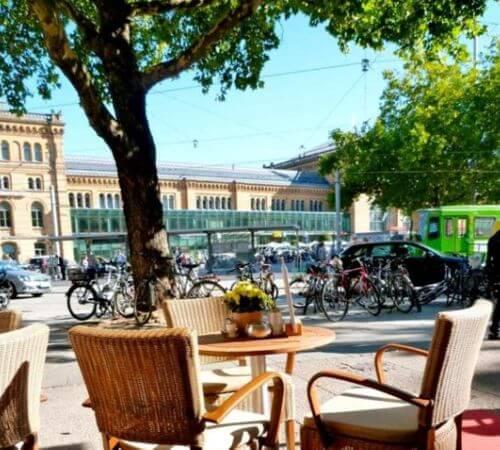 小資精選網紅飯店- 漢諾威凱瑟霍夫中央飯店 - Central-Hotel Kaiserhof