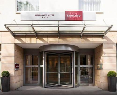 小資精選網紅飯店- 美居漢諾威米特飯店 - Mercure Hotel Hannover Mitte