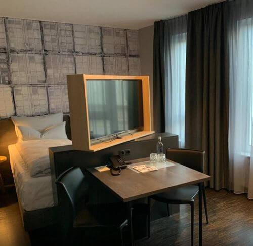 小資精選網紅飯店- 不來梅維也納簡居飯店 - Vienna House Easy Bremen