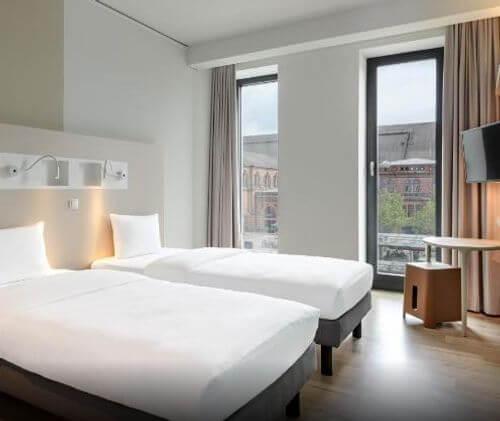 小資精選網紅飯店- 不來梅市中心宜必思快捷飯店 - ibis budget Bremen City Center