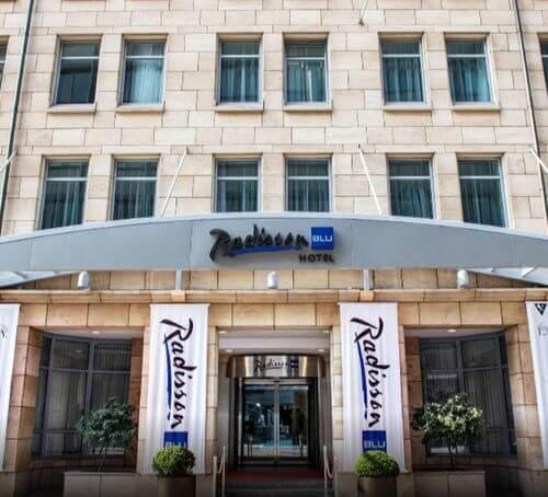 小資精選網紅飯店- 不來梅麗笙飯店 - Radisson Blu Hotel Bremen