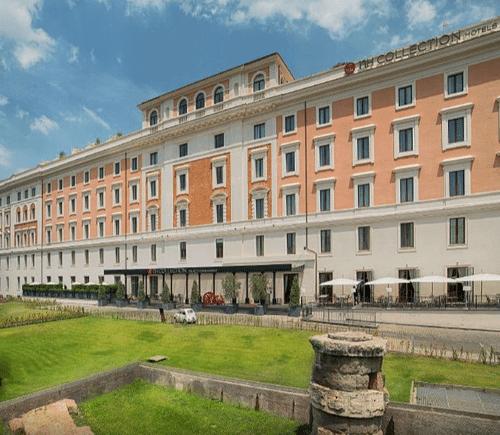 小資精選網紅飯店- 羅馬NH典藏飯店 - NH Collection Palazzo Cinquecento
