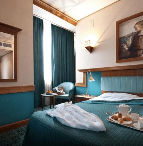 小資精選網紅飯店-佩魯賈Sangallo Palace