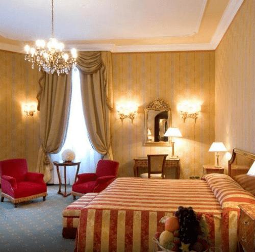 小資精選網紅飯店-佩魯賈斯納布魯法尼飯店 - Sina Brufani Hotel