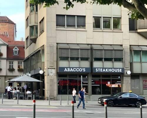 德國司徒加特=斯圖加特Stuttgart必吃-Abacco's Steakhouse